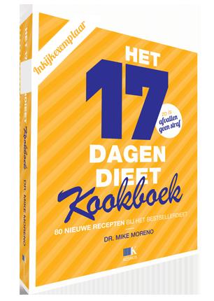 17 dagen dieet kookboek